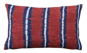 Pillow~Shibori Lumbar