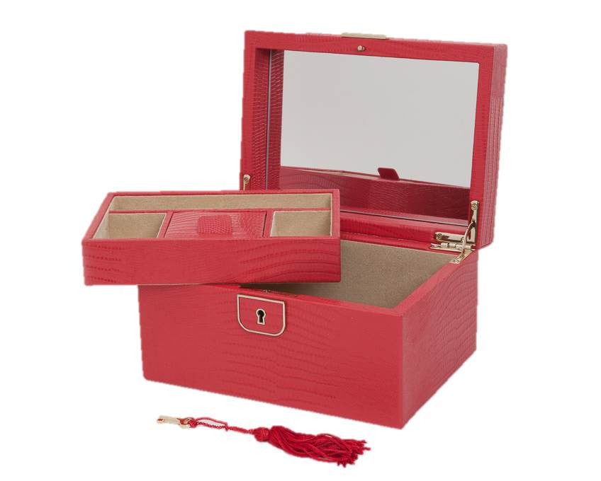 Jewelry Case~Palermo Coral