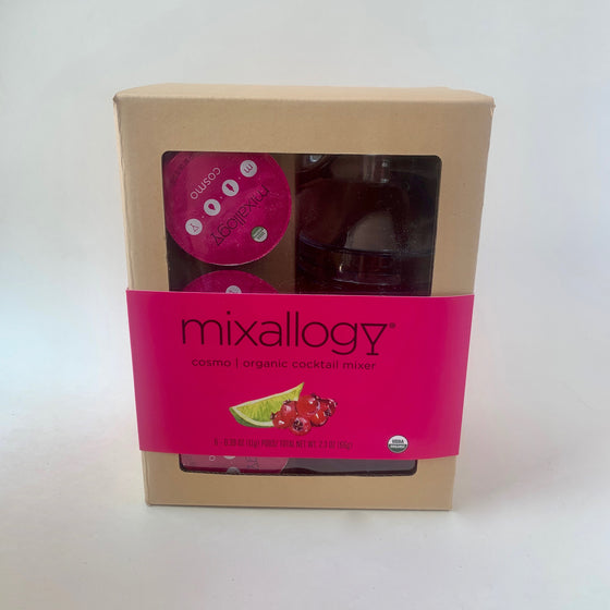Mixallogy Organic Cocktail Mixer Kit