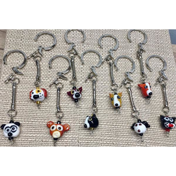 Animal Keychain/Backpack Charm