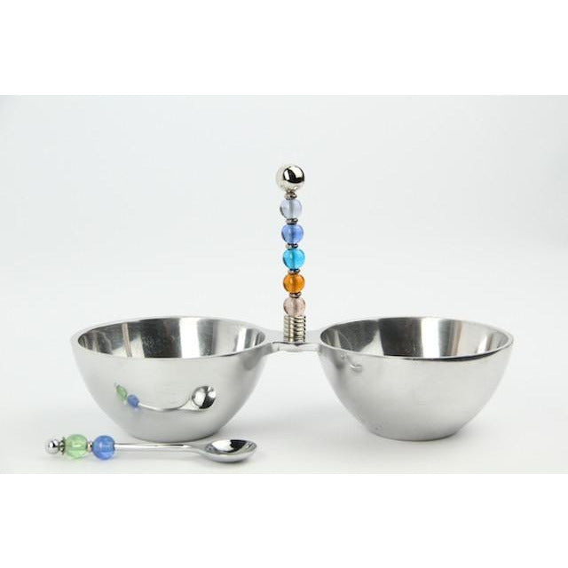 Dip/Nut Bowl-Tranparent Gem-Light