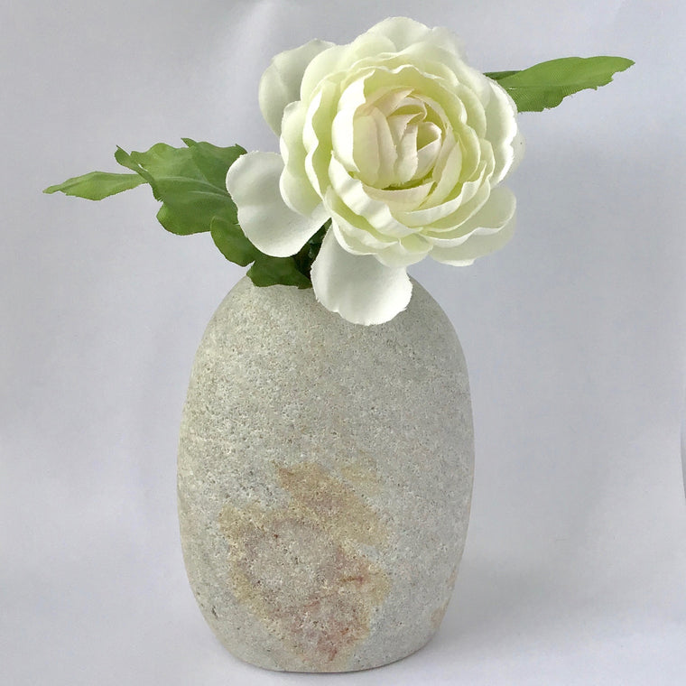 Stone Vase - Funky Rock Designs