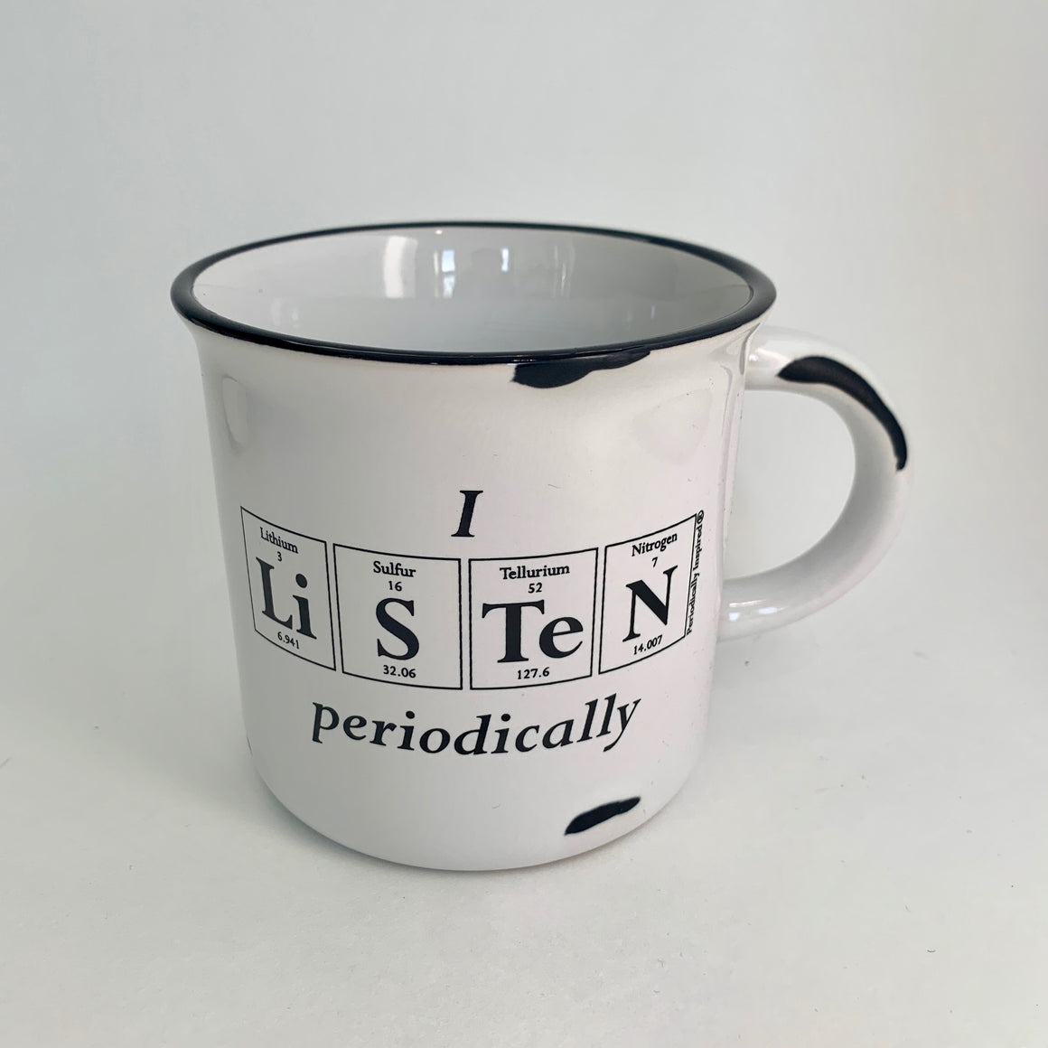 Periodically-Inspired Mug