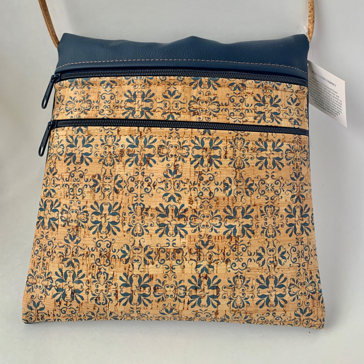 Cross Body Bag - Wide