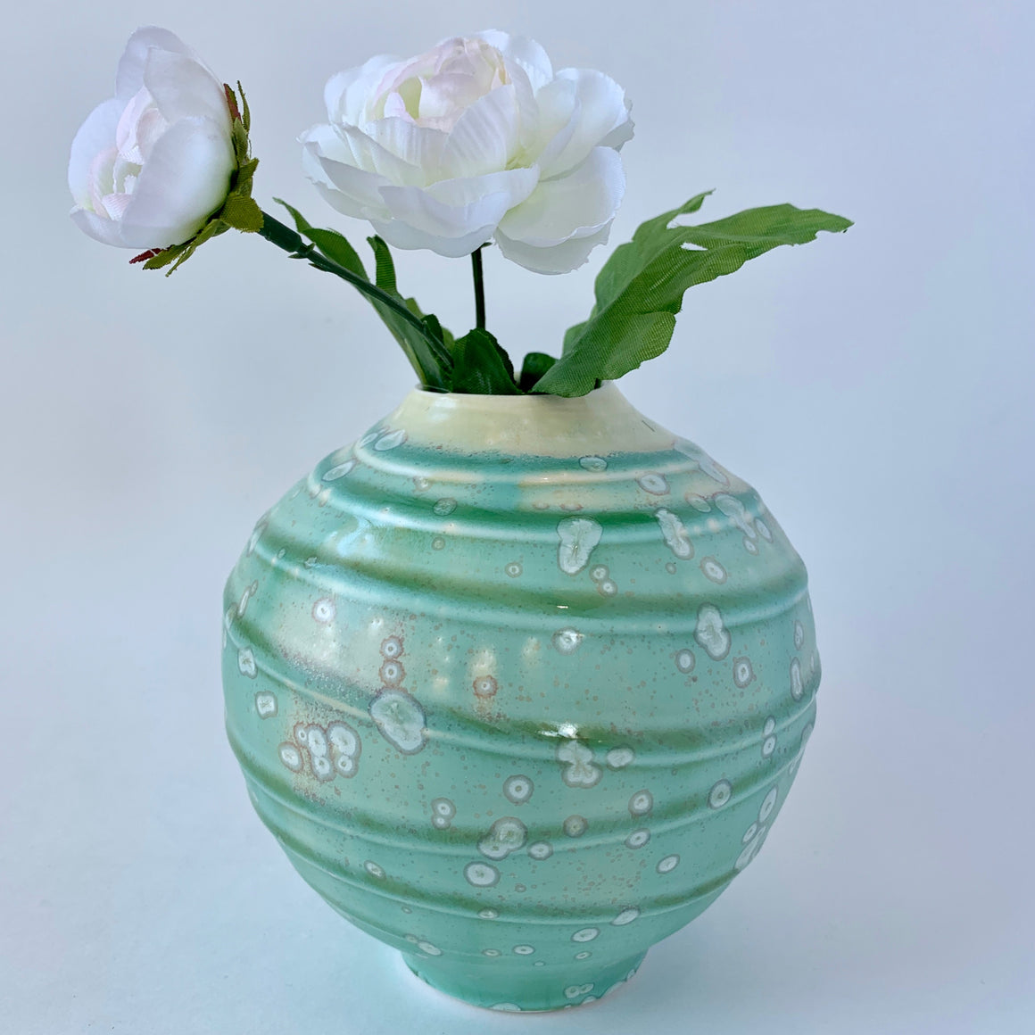 Crystalline Vase - Surfside Ceramics
