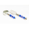 Butter/Cheese Spreader & Jam Set-Cobalt Floral