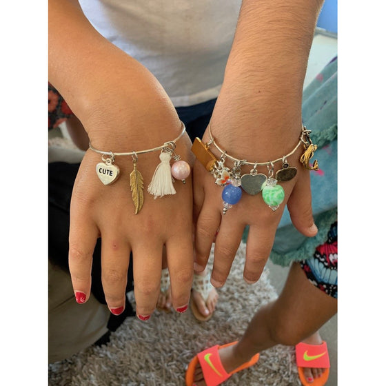 ONLINE Summer Camp - Jewelry & Metal Arts - Ages 8 and up -Session II - 7/20 - 7/24