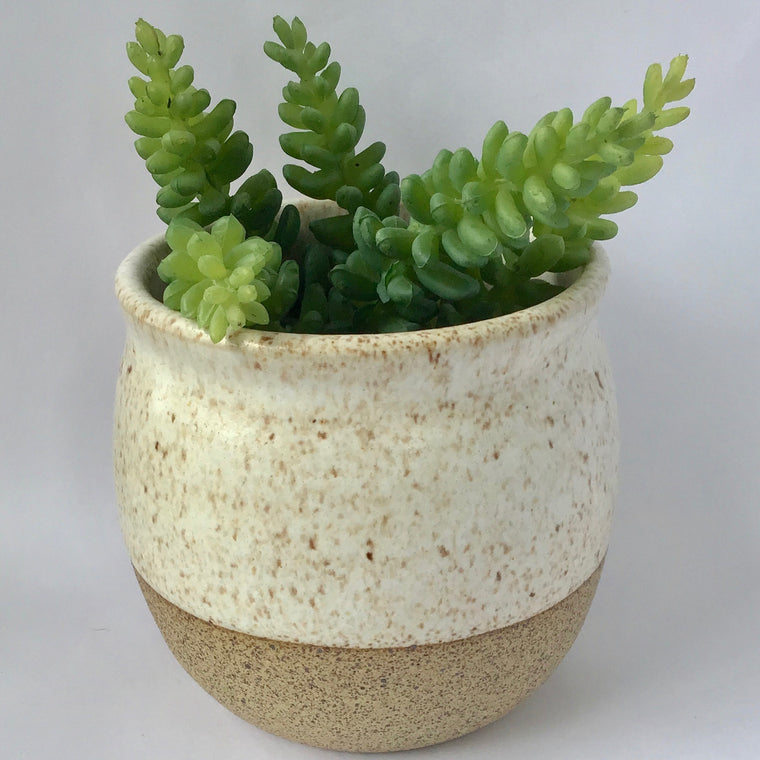 Flower/Plant Pot - Meg White Pottery