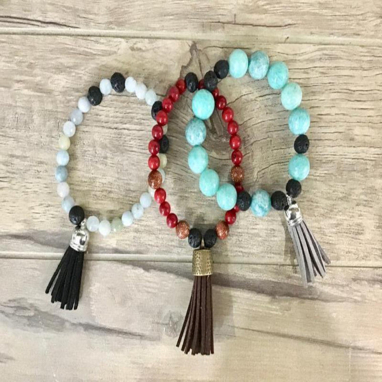 Essential Oil 101 & Diffused Mala Bracelet Workshop