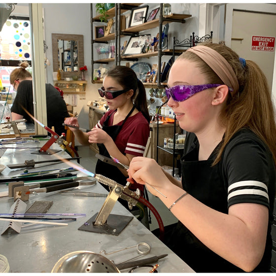 Early Release Teen Flameworking Workshop