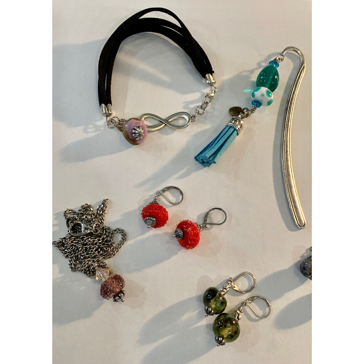 ONLINE Summer Camp - Jewelry & Metal Arts - Ages 8 and up -Session II - 8/17- 8/21