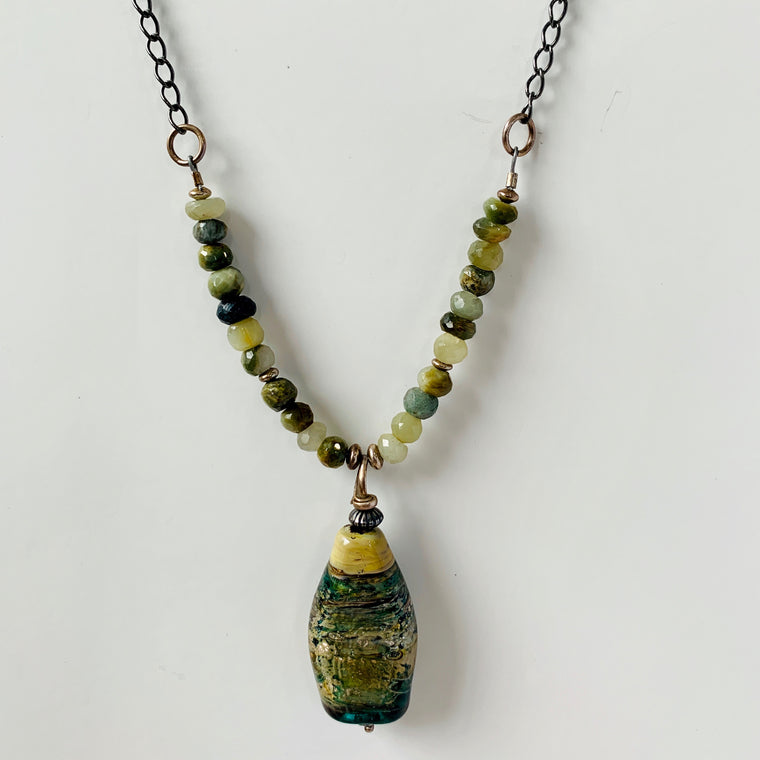 Green Jasper Statement