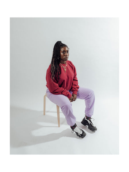 YOWIE Everyday Sweatshirt in Beet