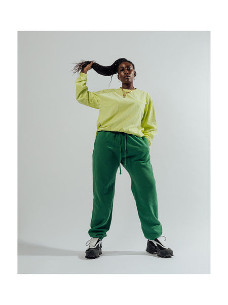 YOWIE Everyday Sweatpant in Fir Green