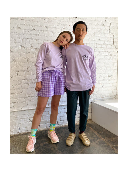 YOWIE x LSG Tee in Orchid