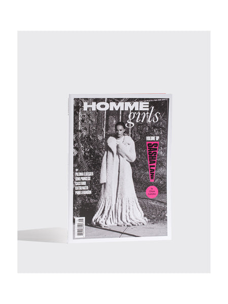 Homme Girls: Volume 4