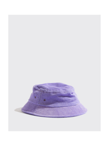 Corduroy Bucket in Lavender