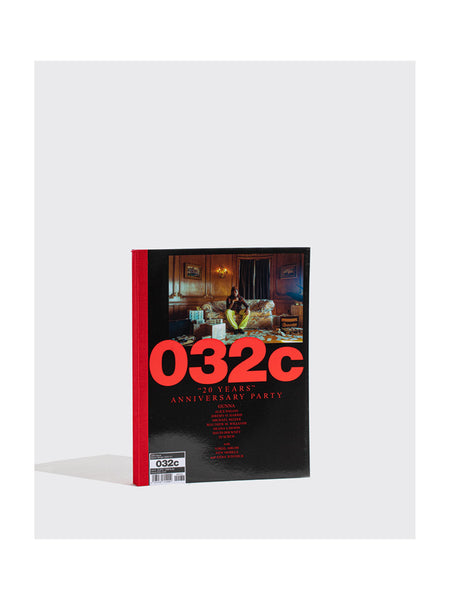 032C 20th Anniversary Issue