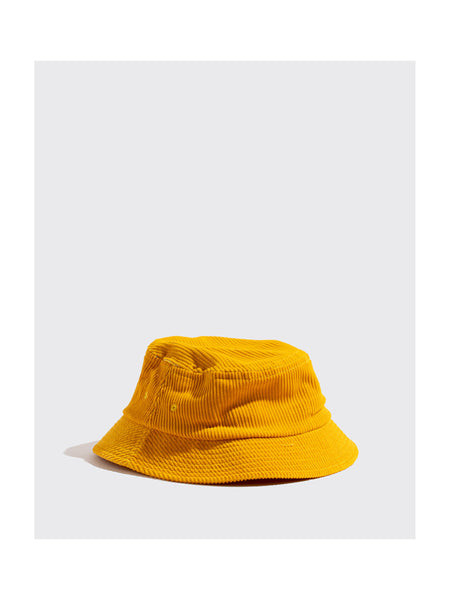 Corduroy Bucket in Mustard
