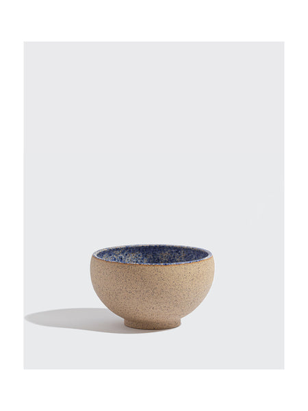 All Day Bowl in Natural and Blue