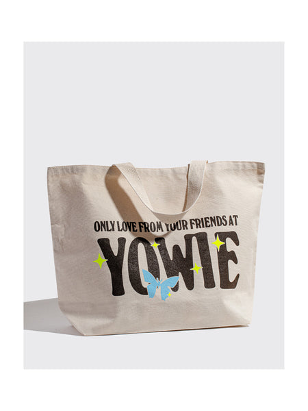 YOWIE Only Love X-Large Tote