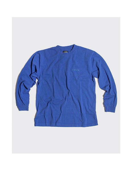 YOWIE Everyday Crew in Washed Cobalt