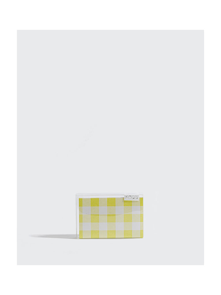 Gingham Card Set