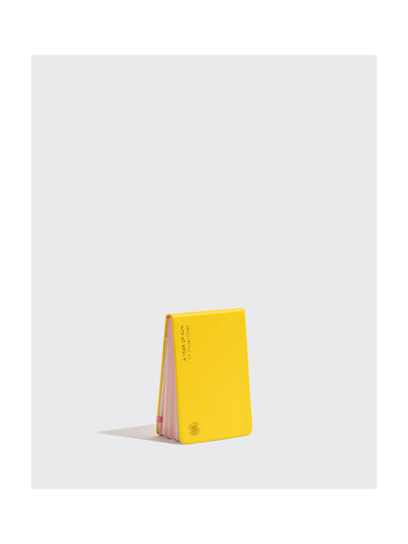 Pocket Notes in Yellow