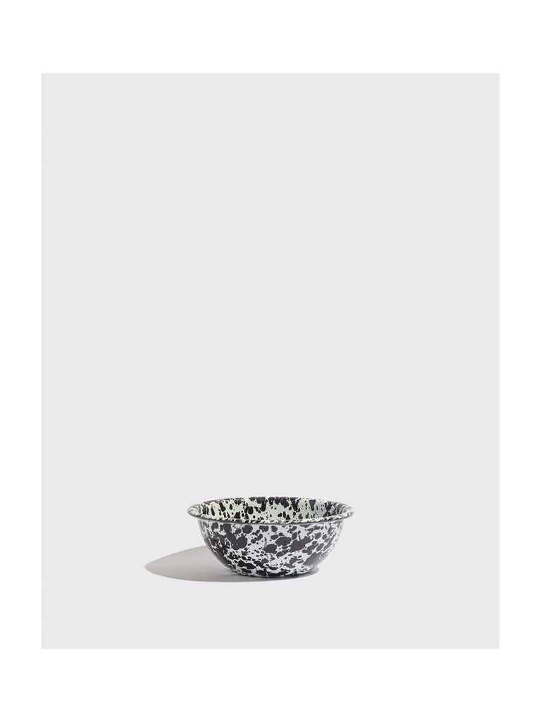 Black Cereal Bowl