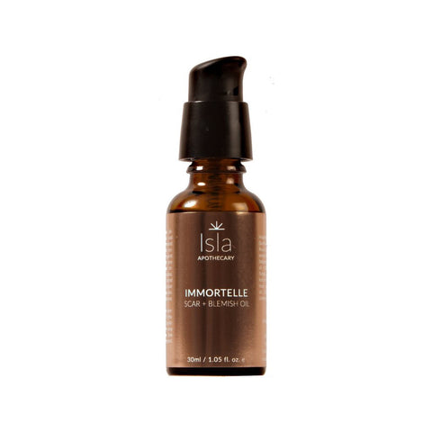 Immortelle Scar + Blemish Oil