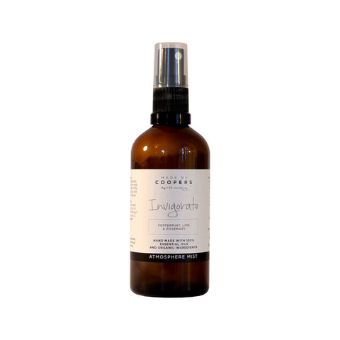 Peppermint, Lime & Rosemary Room Mist
