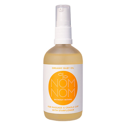 Starflower Baby Oil
