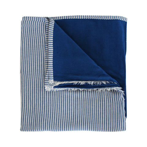 Sea Blue Beach Towel