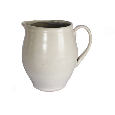Small Stoneware Jug - Grey