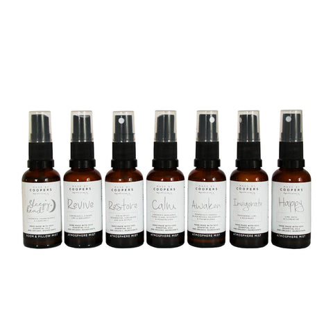 Natural Room Mist Set