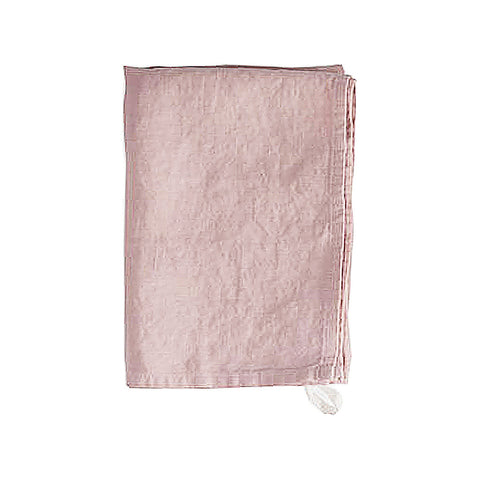 Rose Linen Hand Towel