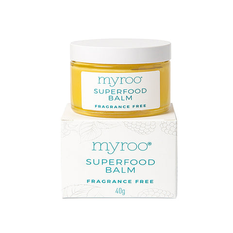 Fragrance Free Superfood Balm