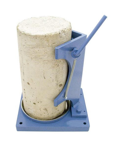 6in x 12in Vertical Cylinder Capper