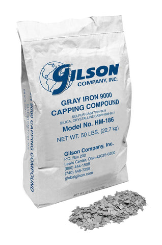 50 lb Capping Compound Bag