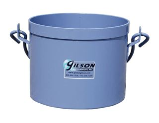 Steel Unit Weight Measure Buckets