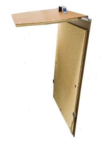 TS-1 / TS-2 Shaker Door Enclosure.
