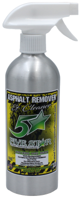 5-Star Asphalt Remover/Cleaner