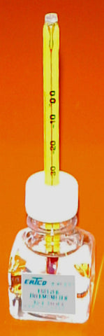 Freezer Thermometer, –25 to –5°C. by 0.1°C