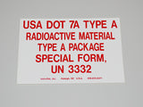 Type A Label - Non RQ for 4640
