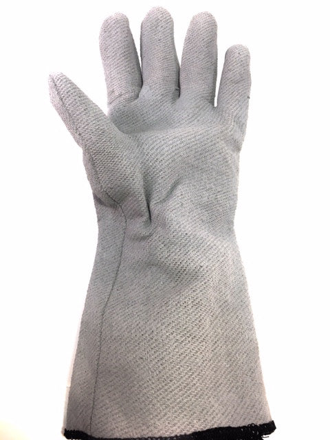Gladiator Hot Mill Gloves - 14-Inch Length Size Medium