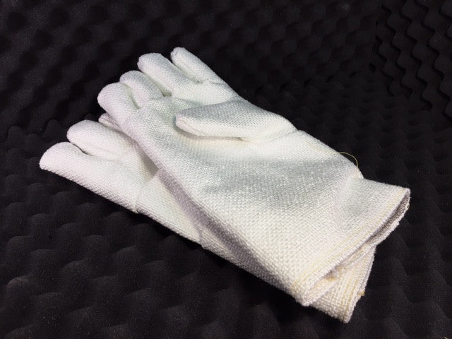 "High-Temp Gloves, 14"" Zetex"