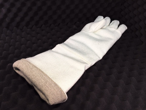 "Zetex High-Temp Gloves - 23""Length, Pair"