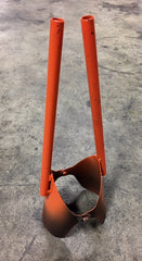 "6"" Core Removal Tool with 2-Handles"