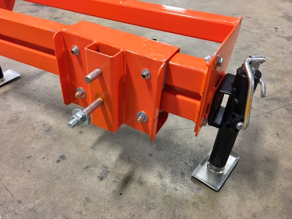 Hitch Mount Adjustable 36 Quot Wide Coring Area Hma Lab