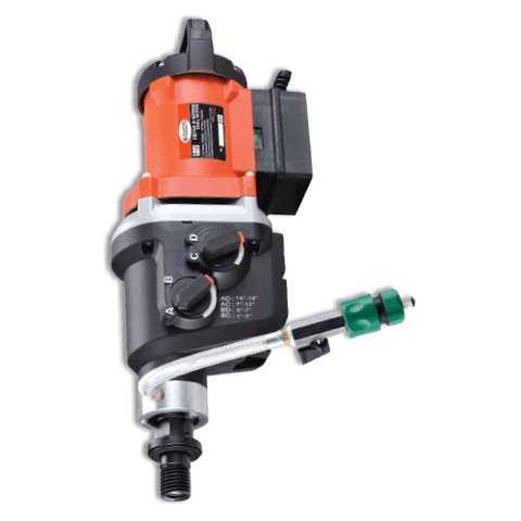 Core Bore Drill Motor - CB 744 Electric 4-Speed Drill Motor